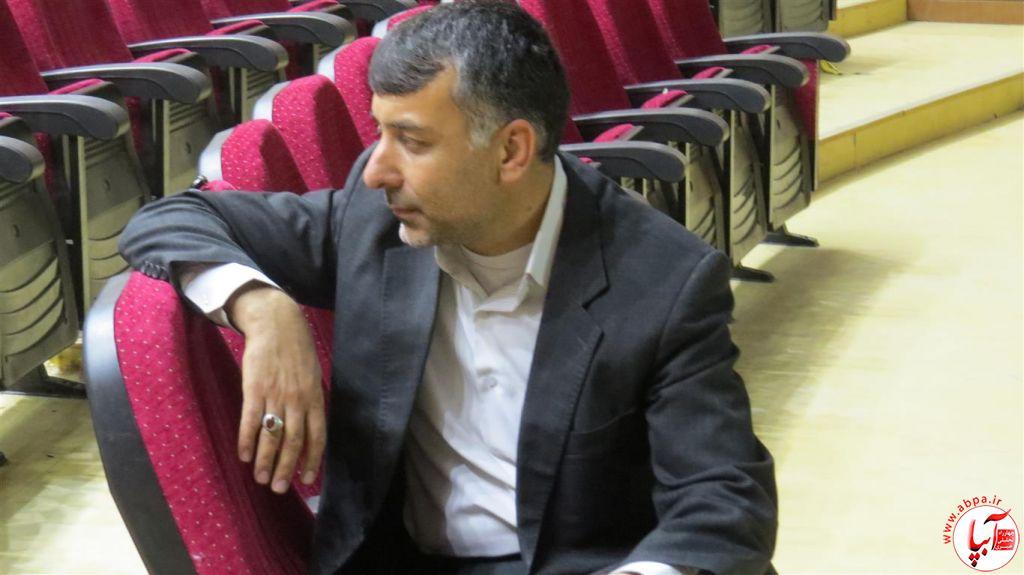 تئاتر فراشبند در صدا و سیمای فارس