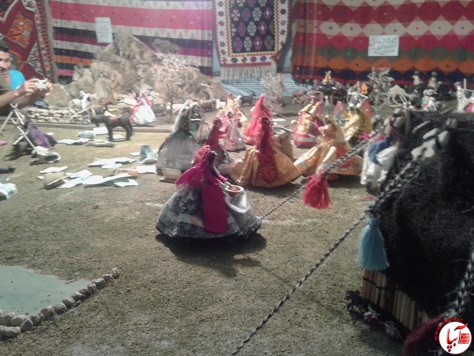 10590546_1549776195250779_9049475032604292331_n نمایشگاه زندگی عشایری در فیروزآباد