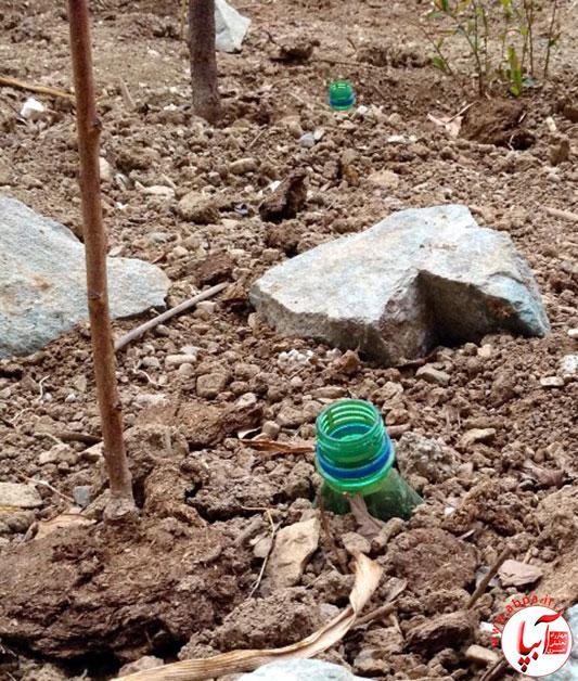 بحران آب فراشبند