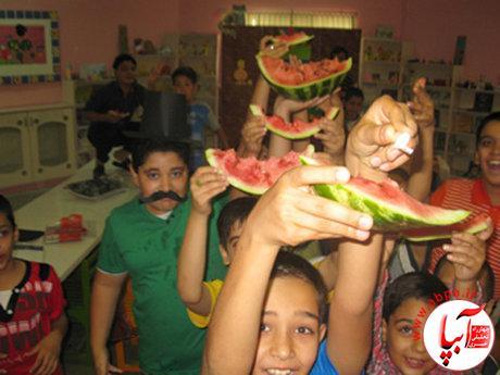 جشن باستانی «خوراکیها» در ایران