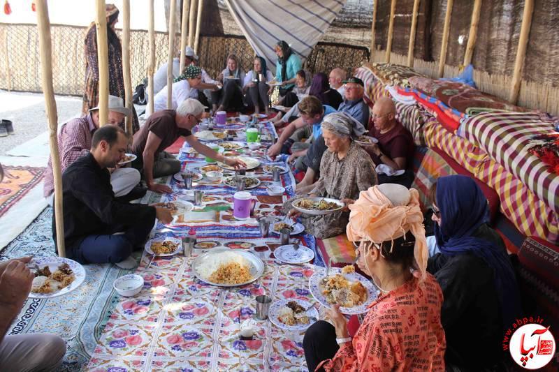 گردشگری عشایری در شهرستان فراشبند