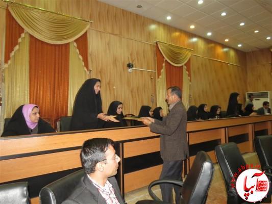 IMG_3738-Medium-e1417197944548 تجلیل از برگزارکنندگان جشن قصب و خرما در فرمانداری فراشبند