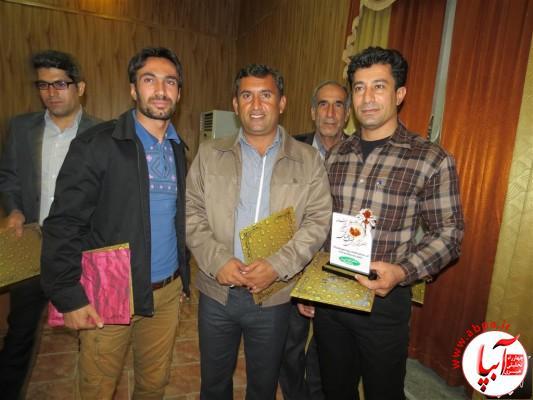 IMG_3759-Medium-e1417197728534 تجلیل از برگزارکنندگان جشن قصب و خرما در فرمانداری فراشبند