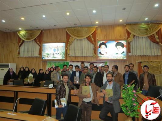 IMG_3764-Medium-e1417197788378 تجلیل از برگزارکنندگان جشن قصب و خرما در فرمانداری فراشبند