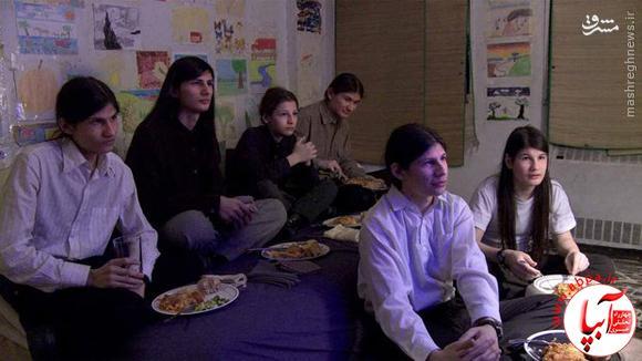 بچههایی که 14سال از خانه بیرون نیامدند+عکس