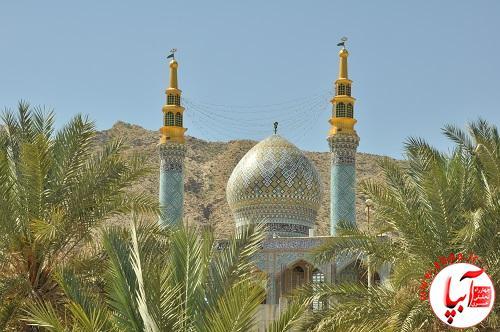 امامزاده-شهید-35-کیلومتری-فراشبند-در-جاده-دهرم امامزاده شهید/ شعر