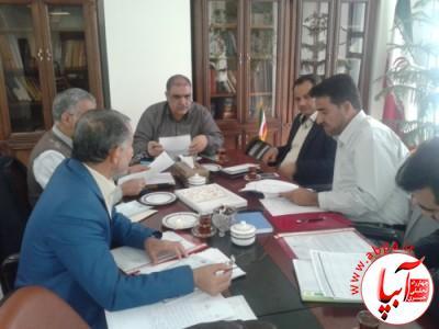 گزارش کامل دیدار های فرماندار قیروکارزین با وزارت خانه های نیرو و راه شهرسازی + مصوبات