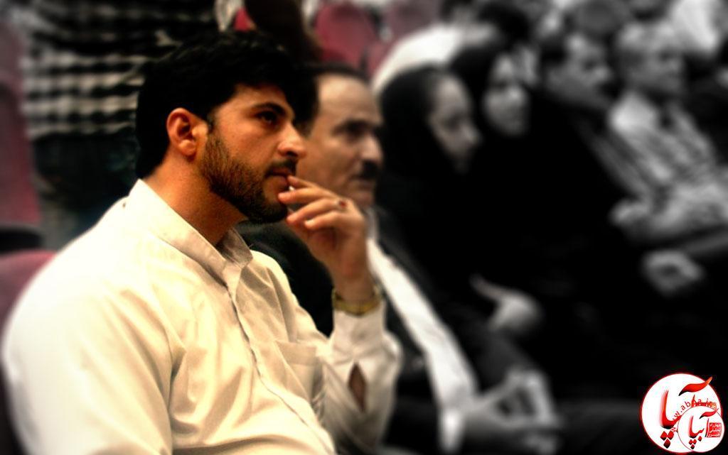 گفتگوی اختصاصی آبپا با مسلم محمدی عضو شورای شهر فراشبند