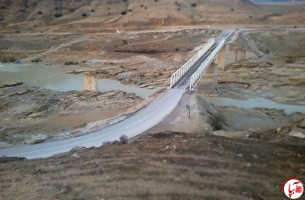 من خرابترین جاده ی ایرانم …