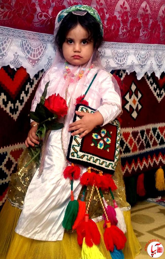 طناز-اژدری-652x1024 این فرشته کوچولوها ... گالری عکس گلها بروز شد