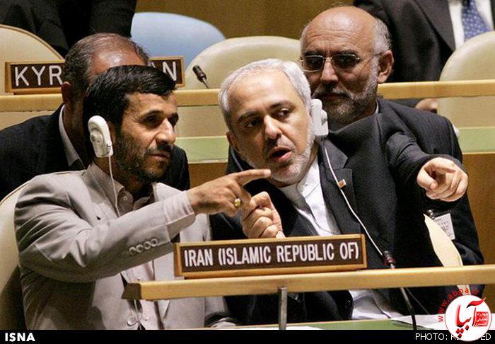اسناد گریبان احمدینژاد را گرفت