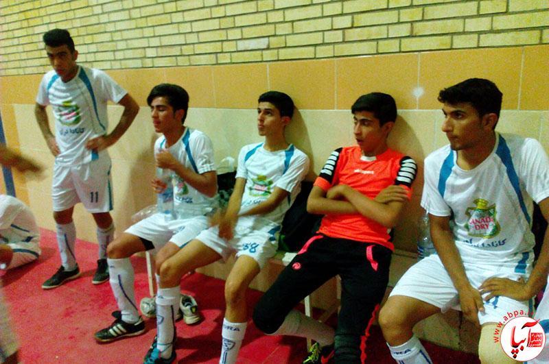 فوتسال-جام-رمضان-فراشبند تیم های راه یافته به مرحله نیمه نهایی جام رمضان فراشبند مشخص شدند