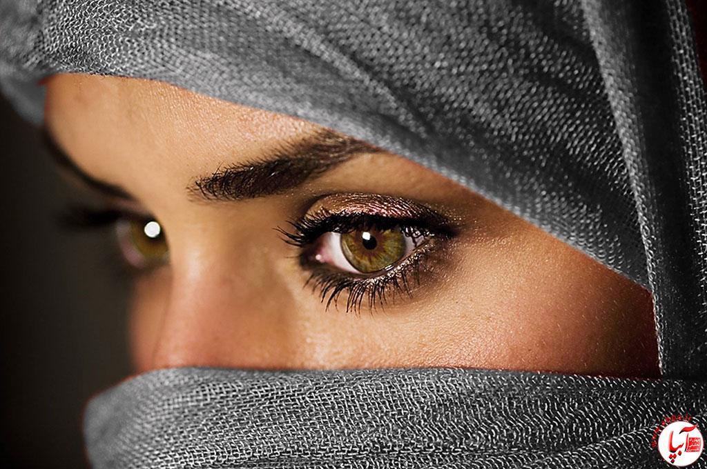 در حسرت چشمان تو : سروده منصور نگهداری