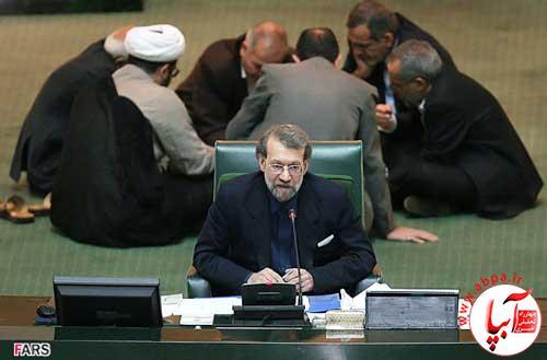 استعفای دستهجمعی نمایندگان استان فارس در مجلس