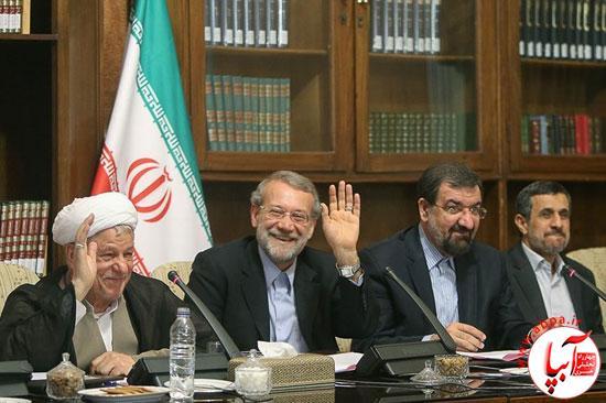 عکس/ رای گیری در مجمع تشخیص مصلحت نظام