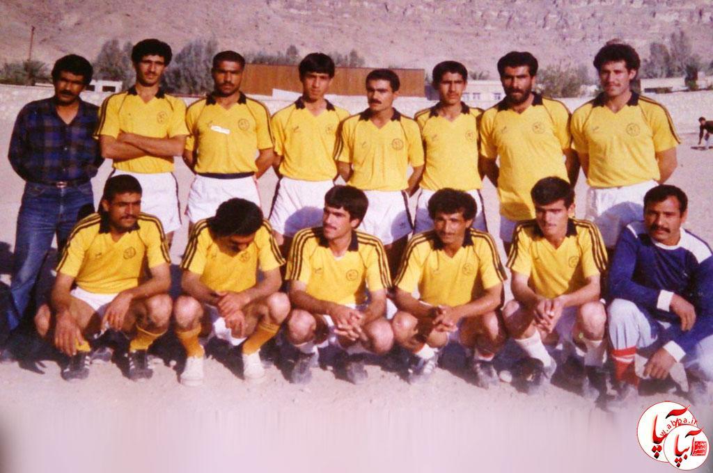 تیم فوتبال برق فراشبند