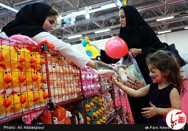 اولین جشنواره و نمایشگاه ملی اسباببازی