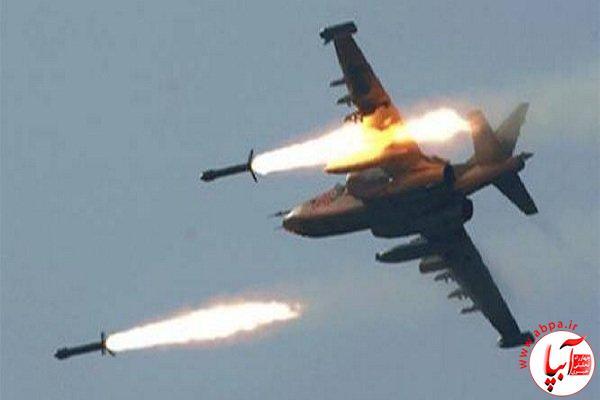 بمباران مواضع داعش در ۸ شهر عراق