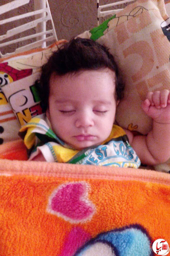 امیر-مهدی-نورزی-4-ماهه گالری عکس کودک: این فرشته های دهرمی ...