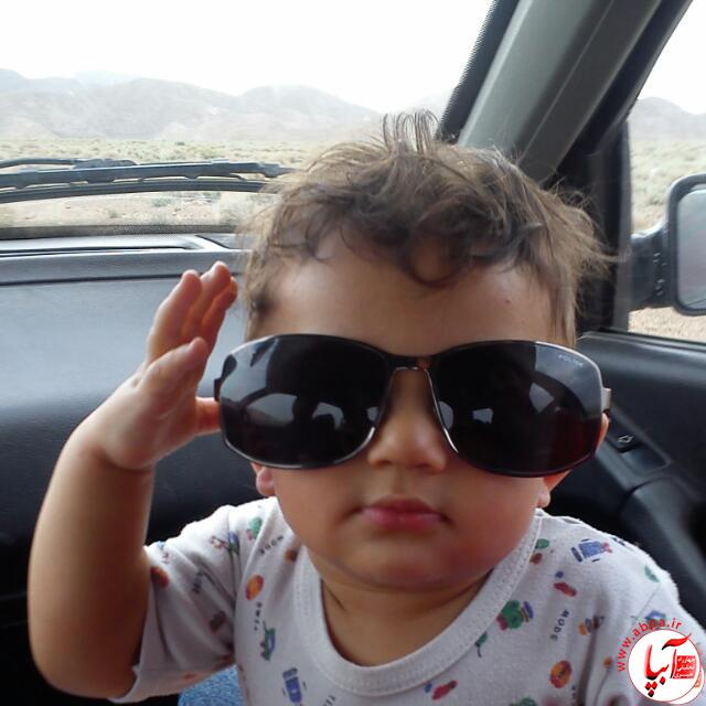 دانیار-نجف-پور-18-ماهه گالری عکس کودک: این فرشته های دهرمی ...