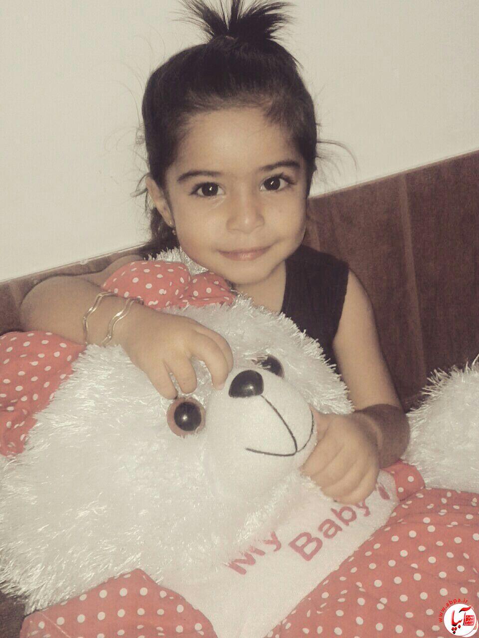 سما فریدونی 4 ساله