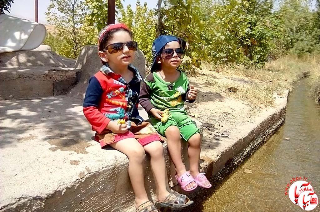 پارسا-پناهی-و-طاها-عوض-پور گالری عکس کودک: این فرشته های دهرمی ...
