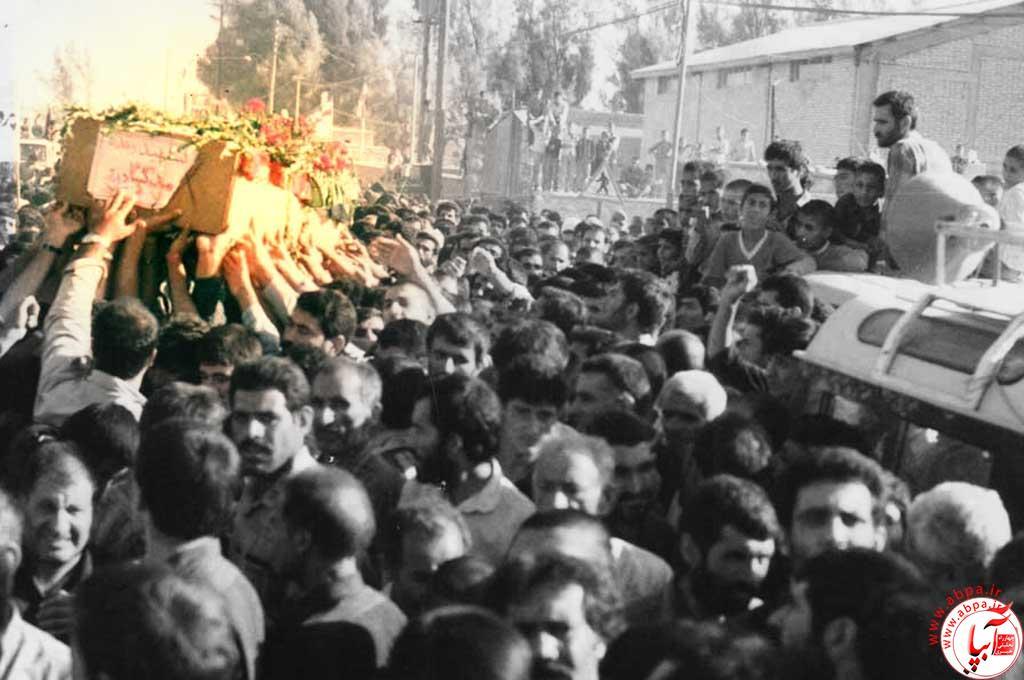 شهیداحمدکشاورز دلنوشته ای برای شهید مهر