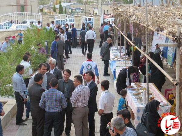 IMG_1550 گزارش تصویری از جشنواره قصب و خرمای فراشبند سری اول