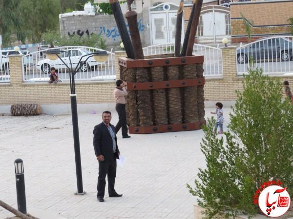 IMG_1552 گزارش تصویری از جشنواره قصب و خرمای فراشبند سری اول