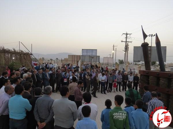 IMG_1586 گزارش تصویری از جشنواره قصب و خرمای فراشبند سری اول