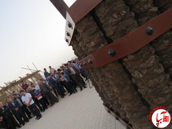 IMG_1595 گزارش تصویری از جشنواره قصب و خرمای فراشبند سری اول