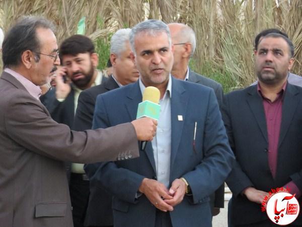 فیلم برنامه سلام کشاورز ویژه دومین جشن قصب و خرمای فراشبند