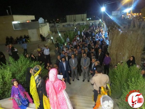 IMG_1628 گزارش تصویری از جشنواره قصب و خرمای فراشبند سری اول