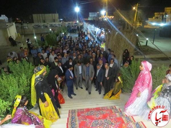 IMG_1632 گزارش تصویری از جشنواره قصب و خرمای فراشبند سری اول