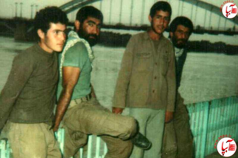 یاد یاران : خاطرات رزمندگان شهرستان فراشبند