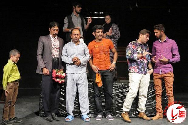 نوستالژِ فراشبند میزبان پرمخاطب ترین نمایش تئاتر فجر فارس