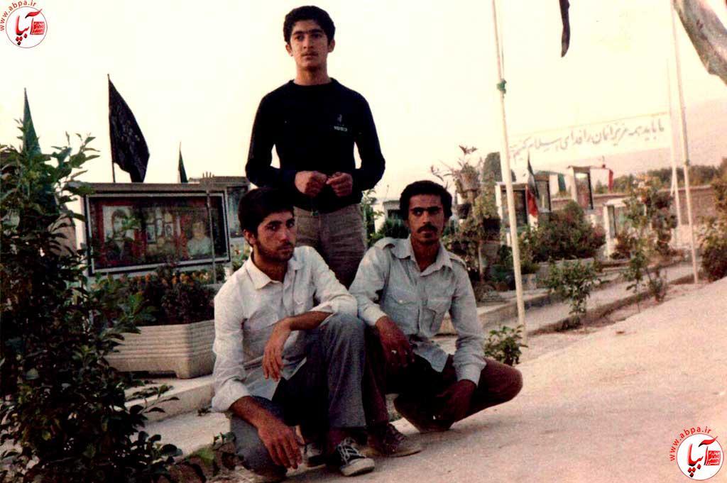 یاد یاران : خاطرات رزمندگان شهرستان فراشبند (۳)