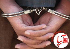 دستگیری شکارچیان غیرمجاز در شهرستان فراشبند