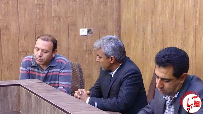 "DSC03624 نشست کمیته اجرایی محلی ""همایش اقلیم"" در دهرم"