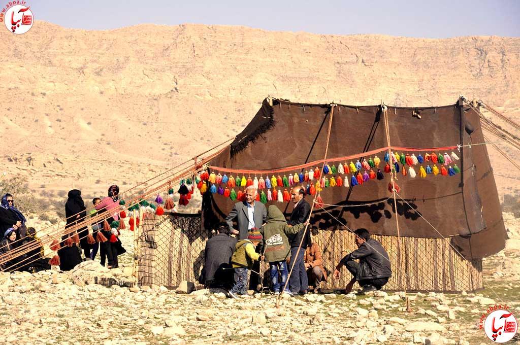 جشنواره آیین زندگی سنتی در فراشبند (1)