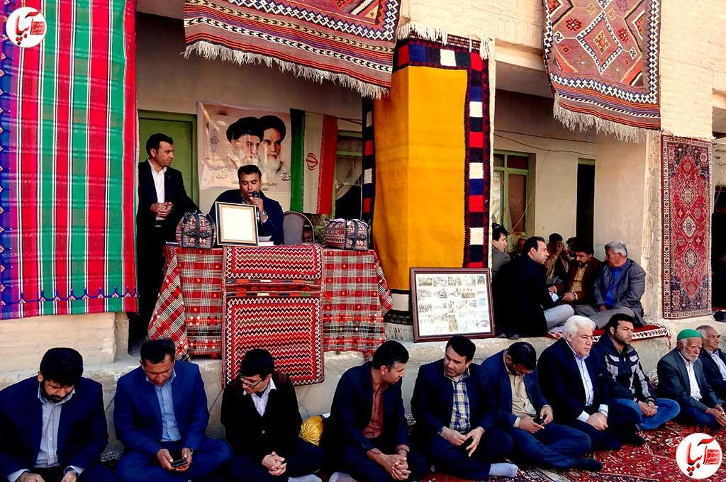 جشنواره-آیین-زندگی-سنتی-در-فراشبند-18 گزارش تصویری از جشنواره آیین زندگی سنتی در فراشبند