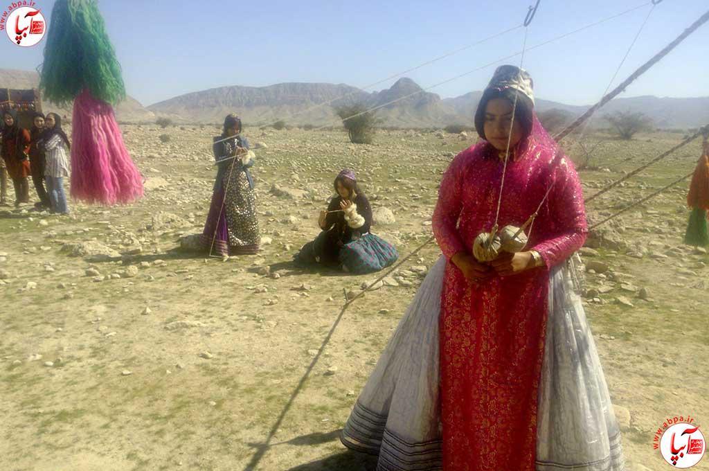 جشنواره-آیین-زندگی-سنتی-در-فراشبند-2 گزارش تصویری از جشنواره آیین زندگی سنتی در فراشبند