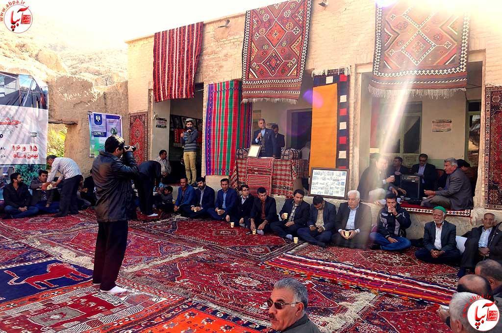 جشنواره-آیین-زندگی-سنتی-در-فراشبند-22 گزارش تصویری از جشنواره آیین زندگی سنتی در فراشبند