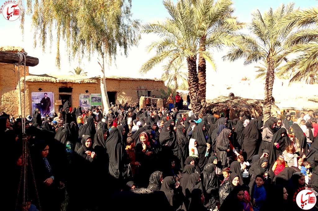 جشنواره-آیین-زندگی-سنتی-در-فراشبند-25 گزارش تصویری از جشنواره آیین زندگی سنتی در فراشبند