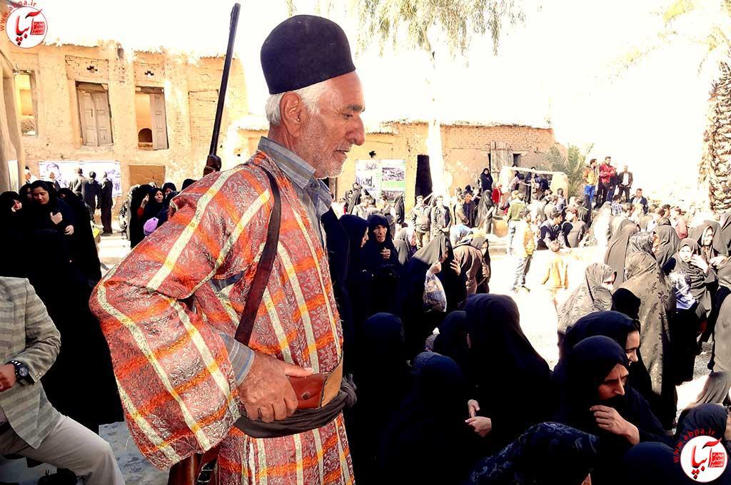 جشنواره-آیین-زندگی-سنتی-در-فراشبند-28 گزارش تصویری از جشنواره آیین زندگی سنتی در فراشبند
