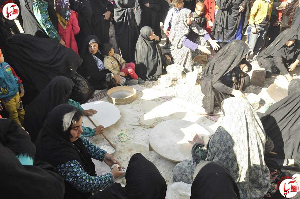 جشنواره-آیین-زندگی-سنتی-در-فراشبند-4 گزارش تصویری از جشنواره آیین زندگی سنتی در فراشبند