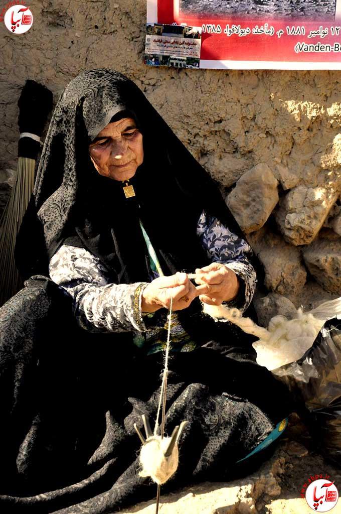 جشنواره-آیین-زندگی-سنتی-در-فراشبند-6 گزارش تصویری از جشنواره آیین زندگی سنتی در فراشبند