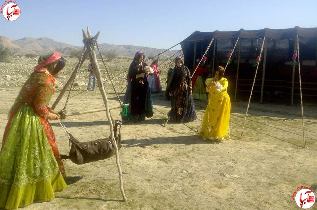 جشنواره آیین زندگی سنتی در فراشبند
