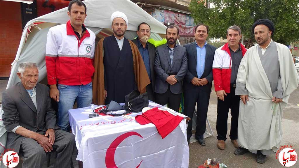راهپیمایی 22 بهمن فراشبند (1)