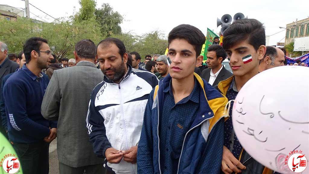 راهپیمایی 22 بهمن فراشبند (15)